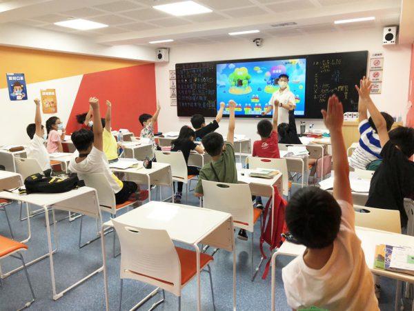 報讀興趣班,可以令小朋友暑假不至玩物喪志。